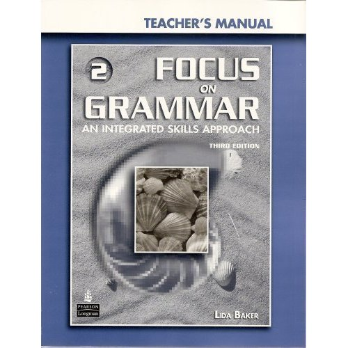 Focus on Grammar Book Series
