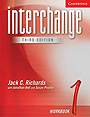 Interchange Workbook Cover
