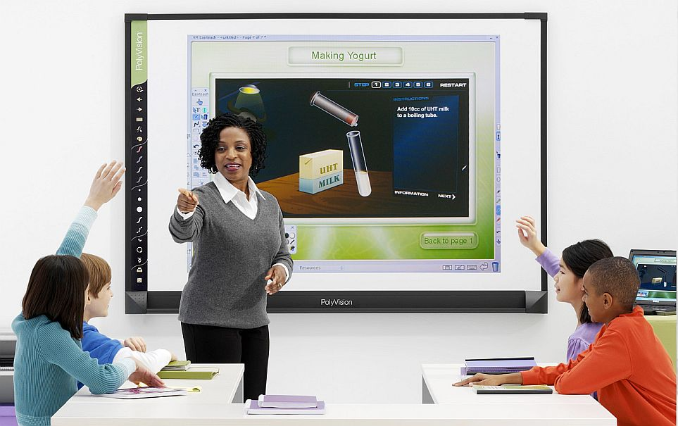 Electronic WhiteBoards